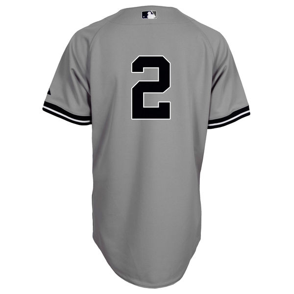 designer fashion b1975 9592f Derek Jeter New York Yankees Majestic Authentic Jersey