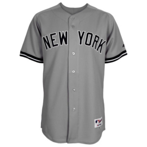 Derek Jeter New York Yankees Majestic Authentic Jersey