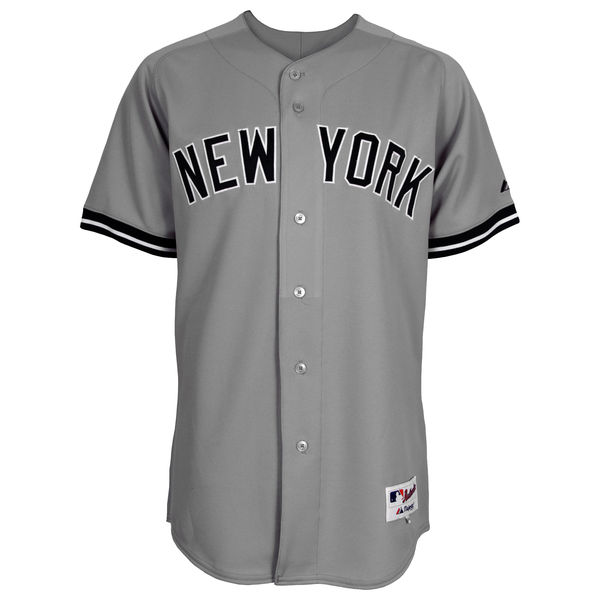 Derek Jeter New York Yankees Majestic Authentic Jersey - NY Sports Shop 7ced48869