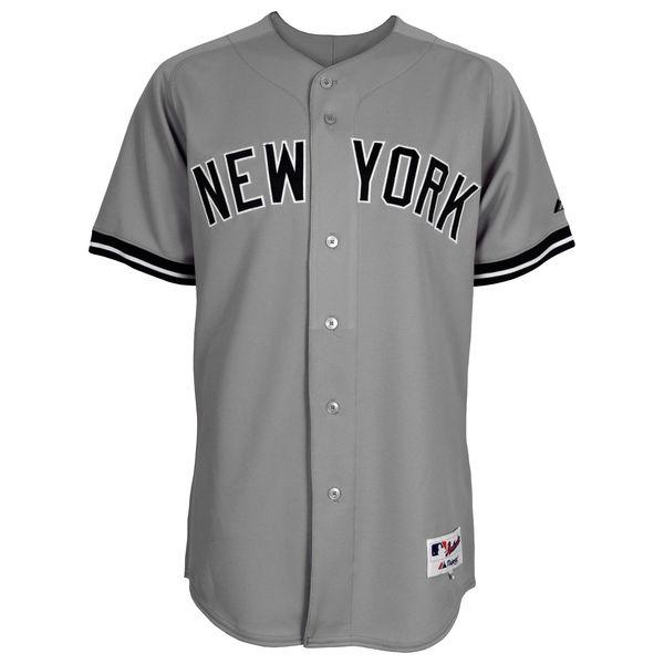 designer fashion 380eb dc136 Derek Jeter New York Yankees Majestic Authentic Jersey