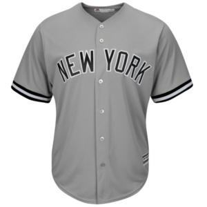 New York Yankees Majestic Official Cool Base Jersey