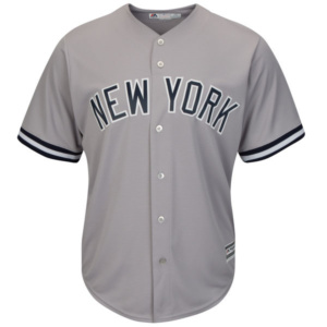 New York Yankees Majestic Youth Official Cool Base Jersey