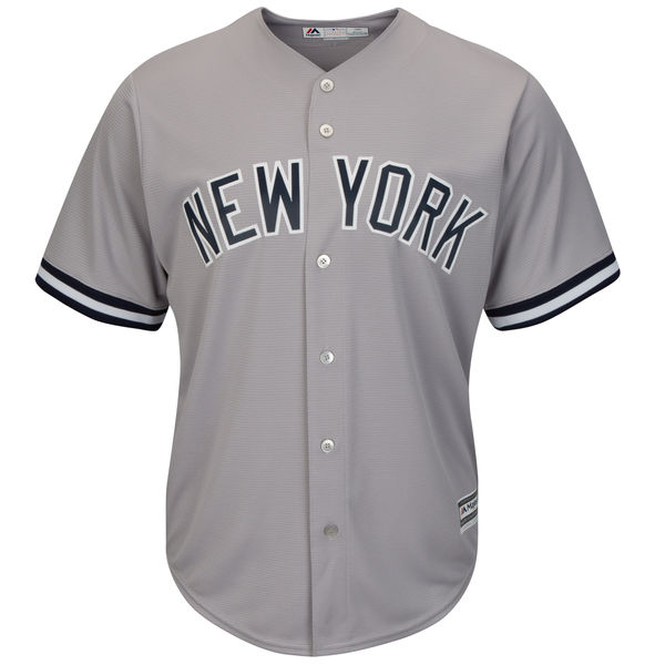 New York Yankees Majestic Youth Official Cool Base Jersey - NY ... 0523743e9