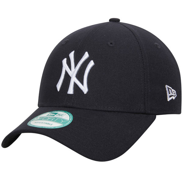 New York Yankees New Era Men s League 9Forty Adjustable Hat - NY ... e81efef56c2