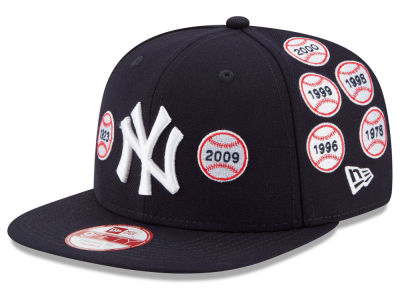 70f6b06399f9a New York Yankees MLB LIDS 20th Anniversary Spike Lee Collection 9FIFTY  Snapback Cap-