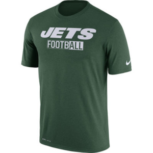 New York Jets Nike All Football Legend Performance T-Shirt – Green-