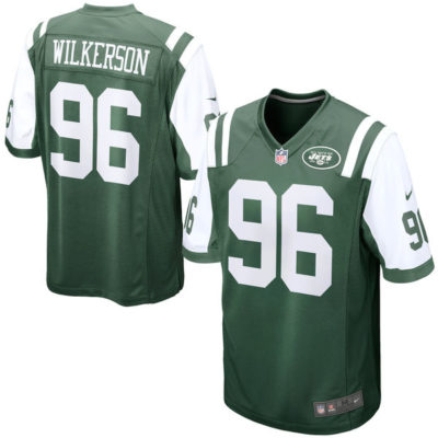 Muhammad Wilkerson New York Jets Nike Game Jersey – Green-