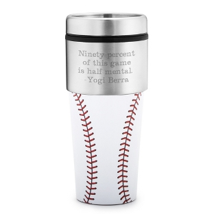 knock it out of the park with this personalized travel mug ny