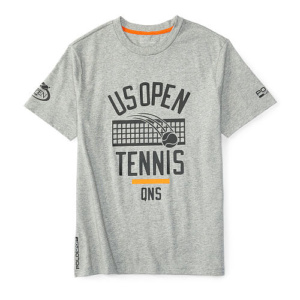 US OPEN COTTON GRAPHIC TEE-