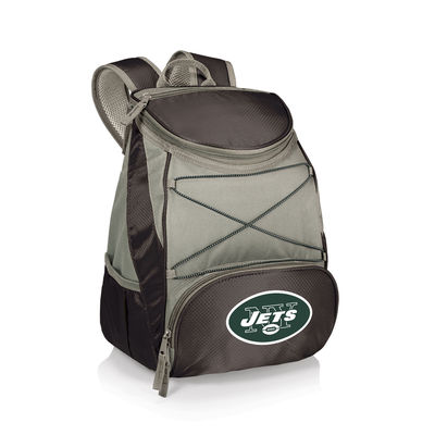 New York Jets PTX Backpack Cooler – Black-
