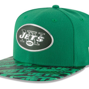 New York Jets New Era 2016  On Field Color Rush 9FIFTY Snapback Cap