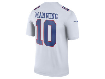 New York Giants Eli Manning  Men's Legend Color Rush Jersey