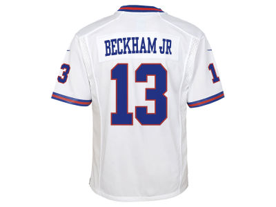 finest selection 47e05 9e7dd New York Giants Odell Beckham Jr. NFL Youth Color Rush Jersey