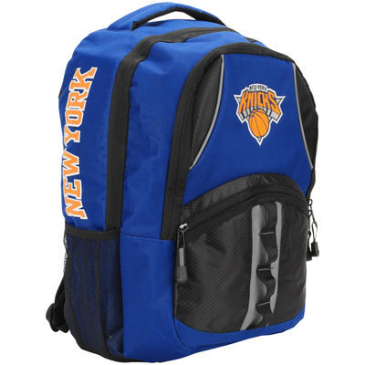 New York Knicks Captain Backpack – Blue