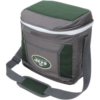 New York Jets Coleman 16-Can 24-Hour Soft-Sided Cooler