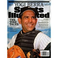Yogi Berra 2015 Commemorative Sports Illustrated Magazine