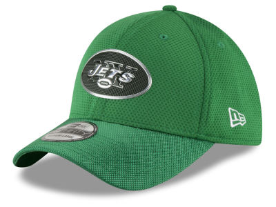 Youth New York Jets New Era Green Color Rush 39THIRTY Flex Hat-