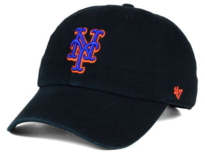 factory authentic 5d3f3 22add New York Mets  47 MLB Core  47 CLEAN UP Cap-