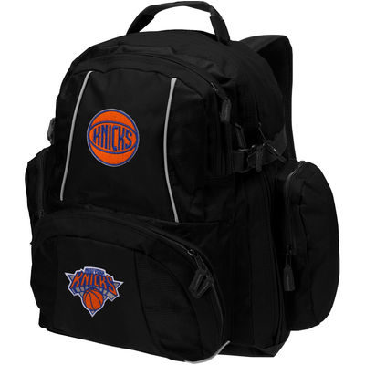 New York Knicks Trooper Backpack – Black