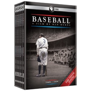 Baseball: A Film by Ken Burns (Includes The Tenth Inning)-NY sports shop