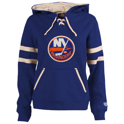 Men s New York Islanders CCM Royal Pullover Hoodie-ny sports shop ... 9e451b8fc