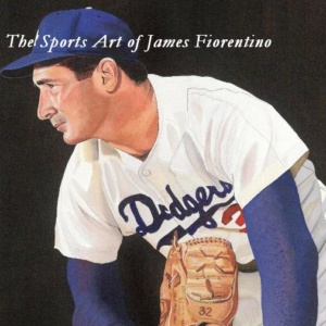 The Sports Art Of James Fiorentino by James Fiorentino    HARDCOVER-