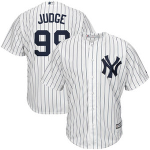 Men's New York Yankees Aaron Judge Majestic Home  Jersey