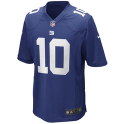 NFL NEW YORK GIANTS (ELI MANNING) FOOTBALL HOME GAME JERSEY – MENS–