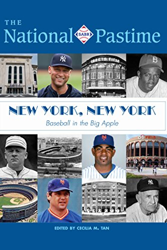 The National Pastime: 2017 Issue: New York, New York: Baseball in the Big Apple Kindle Edition by Society for American Baseball Research (SABR) (Author), Marty Appel (Author), & 8 more