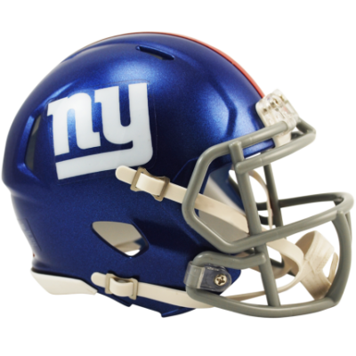 NY GIANTS MINI HELMET