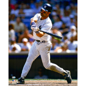 Don Mattingly New York Yankees Fanatics Authentic Autographed 16″ x 20″ Batting Photograph–