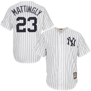 Don Mattingly New York Yankees  Jersey –