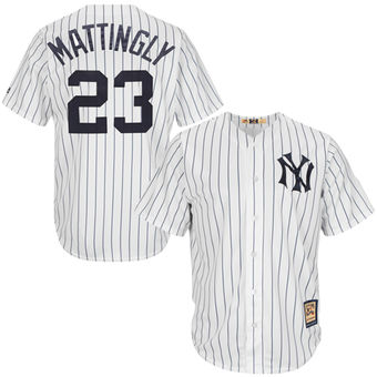 size 40 76acb 363be Don Mattingly New York Yankees Jersey -