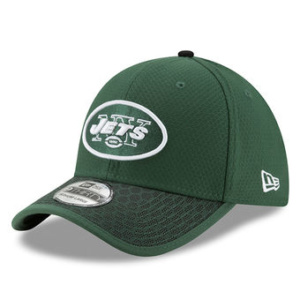 New York Jets New Era 2017 Sideline Official 39THIRTY Flex Hat –