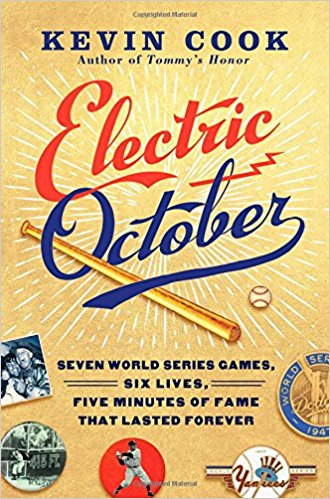 electric october,kevin cook