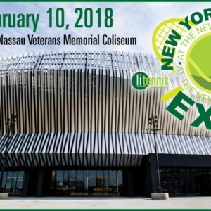 Nassau Veterans Memorial Coliseum,2018 New York Tennis Expo