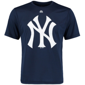 MLB NEW YORK YANKEES OFFICIAL LOGO T-SHIRT