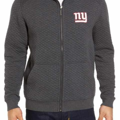 NFL Quiltessential Full Zip ,NY GIANT