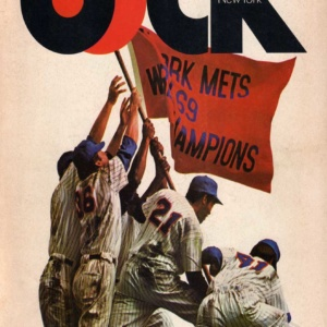 NEW YORK METS,1969 WORLD CHAMPIONSHIP