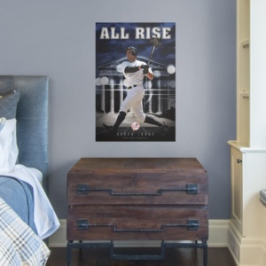 Aaron Judge All Rise Mural