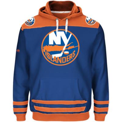 New York Islanders Double Minor Pullover Hoodie