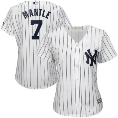 Mickey Mantle New York JERSEY