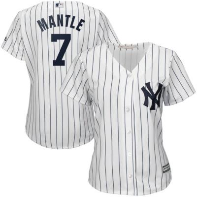 Mickey Mantle New York JERSEY