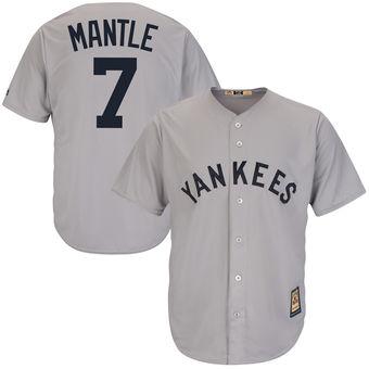 Mickey Mantle New York Yankees jersey