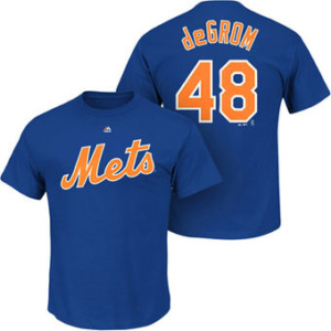 New York Mets-Jacob deGrom youth t-shirt