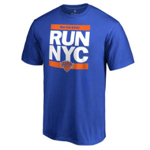 New York Knicks RUN-CTY T-Shirt