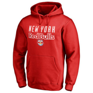 New York Red Bulls Pullover Hoodie