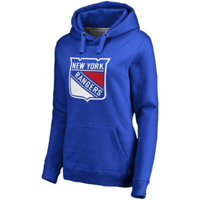 New York Rangers Fleece Pullover Hoodie