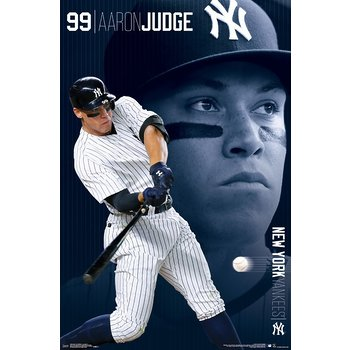 New York Yankees - Aaron Judge Poster Print
