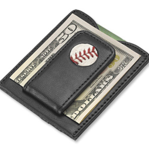 MLB Game Ball Money Clip